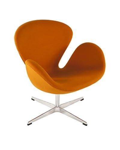 Control Brand The Roberts Chair, Orange