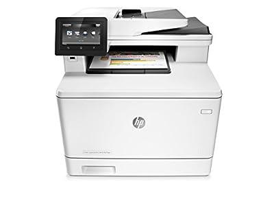 HP Laserjet Pro M477fdn All-in-One Color Printer (CF378A#BGJ)