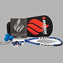 Ektelon Air O Warrior Pack Racquetball Set