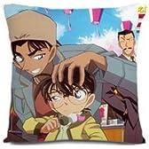 コスプレ☆^-^☆名探偵コナン★コナンの抱き枕--45X45cm両面(芯を含む)