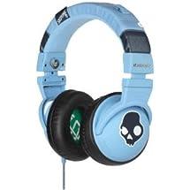 Skullcandy Hesh Headphones w/Mic - 2011 Light Blue w/Mic (2011 Color), One Size