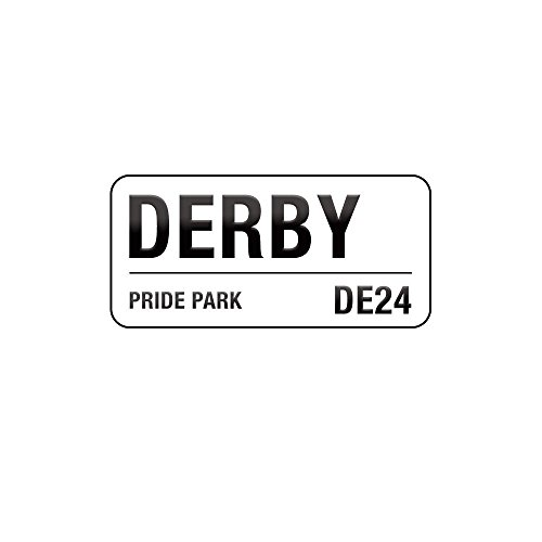 Derby County Pride Park Wall Sticker Decal