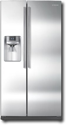 Refrigerators Side By Side front-34939