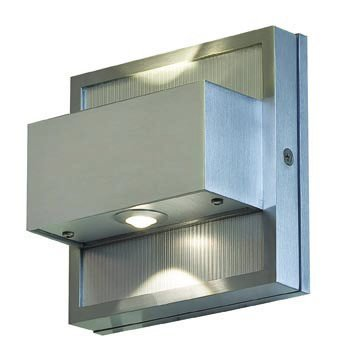 Access Lighting 23064Led-Sat 2 Light Zyzx Wet Location Led,