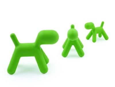 Magis Puppy, Large, Green