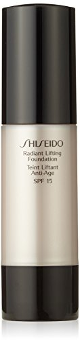 Shiseido - Fondotinta anti-età Radiant Lifting, n° B100 Very Deep Beige, 1 pz. (1 x 12 ml)