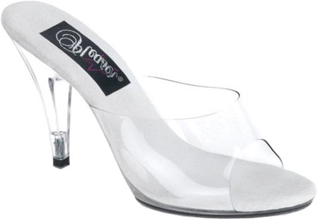 Pleaser Women's Caress-401 Sandal