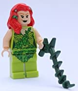 Poison Ivy Minifig - 2012 Superheroes Version