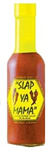 Slap Ya Mama Cajun Pepper Sauce - 5 Oz from Walker & Sons Inc