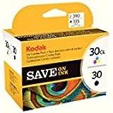 Kodak 8039745 - KODAK 30B & 30C COMBO PACK INK CARTRIDGES ESPC110 ESPC310