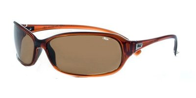 Bolle Sport Serpent Sunglasses (Crystal Cognac/TLB Dark)