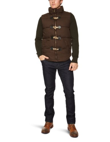 Selected Homme Jeans Austin C Men's Gilet Demitasse Medium