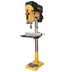 Powermatic 1792800B PM2800B 115/230V 1 HP 1-Phase 18 in. Variable-Speed Drill Press from Powermatic