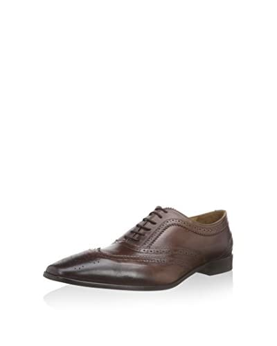 Hemsted & Sons Zapatos Oxford Marrón Oscuro