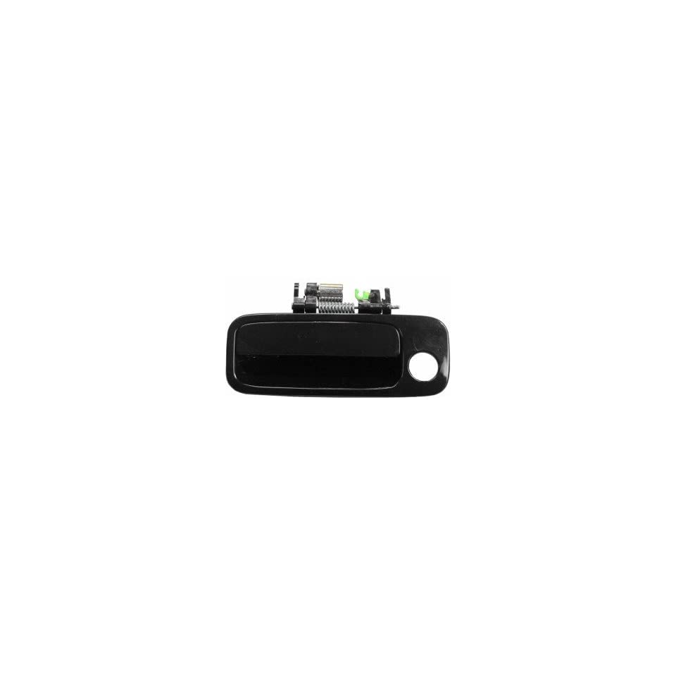 QP T150H a Toyota Camry Black Driver Front Outside Door Handle