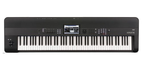 Buy Discount Korg KROME 88-Key Music Workstation Keyboard & Synthesizer
