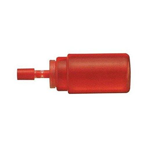 PENTEL Lot de 3 Cartouches de recharge pour marqueur pour tableau blanc MW50/60 Rouge