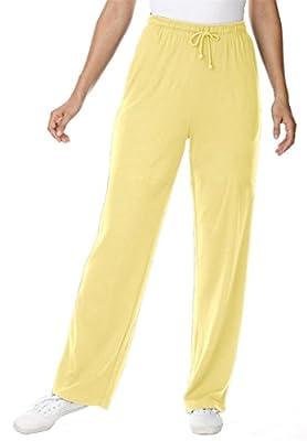 Plus Size Woman Within Petite Sport Pants