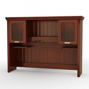 Buy Low Price Comfortable South Shore Gascony Computer Desk Hutch (B00411T6ZO)