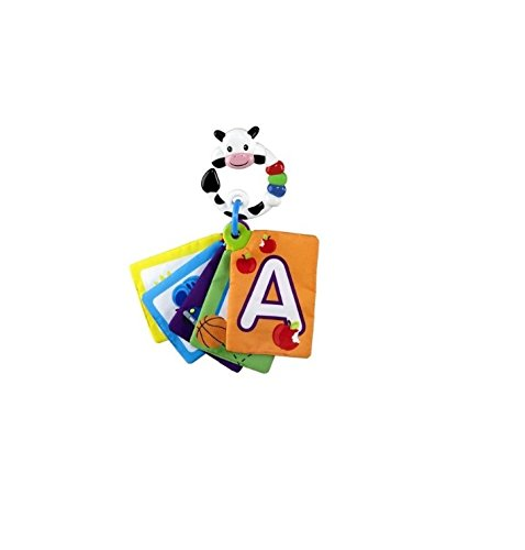 Baby Einstein Shapes And Numbers Discovery Cards, Cow - 1