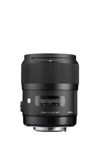 Sigma 35mm F1.4 DG HSM Lens (Canon EF Mount)