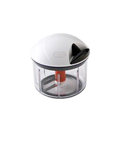 <p>Fissler 105100062 Finecut - Picadora de verdura y fruta<br/><br/> - Capacidad: 0,9 L<br/> - Contenido del paquete:</p>