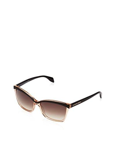Alexander McQueen Gafas de Sol AMQ 4219/S Woman Negro / Maquillaje