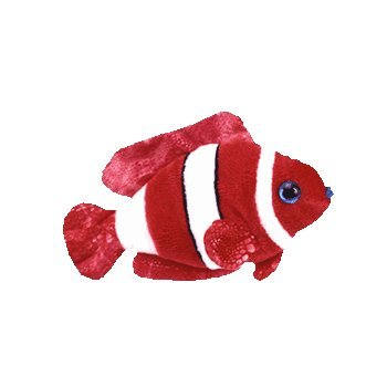 TY Beanie Baby - JESTER the Fish [Toy] - 1