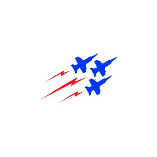 Amazon.com : Tattoo Stencil - Fighter Jets - #328 : Tattooing Products