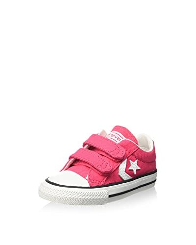 Converse Zapatillas Star Player Ev V Canvas – H1 Rosa