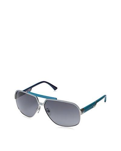 Diesel Gafas de Sol 0025-16W (63 mm) Azul / Plateado