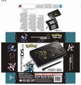 Nintendo DS Lite Pokemon Limited Edition Black