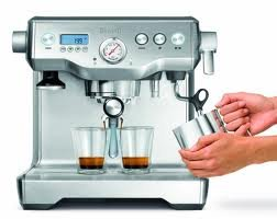 Brevile 800ESXL 15-Bar Triple-Priming Die-Cast Espresso Machine