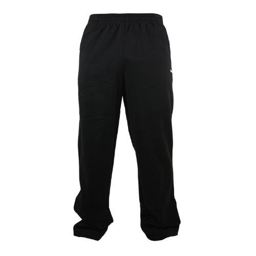 PUMA PUMA Men's Essential Pant, Black, X-Large