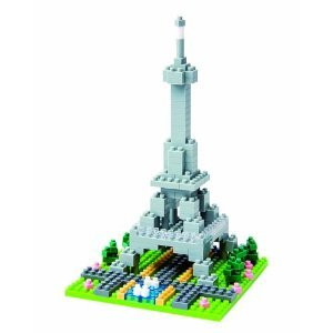 Nanoblock Eiffel Tower 200 pcs