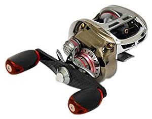 Quantum Tour Edition PT Baitcast Reel (Right Hand Retrieve, 110 yds/12 lb)