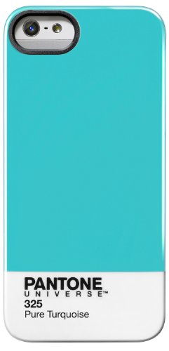 Great Sale Pantone Universe iPhone 5 cover - Pure Turquoise