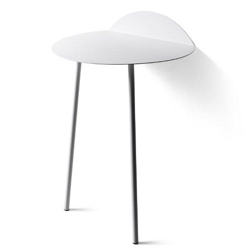 Menu Beistelltisch Yeh Wall Table Tall weiß
