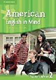 img - for American English in Mind Level 2 Teacher's edition book / textbook / text book