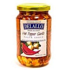 Delallo Hot Pepper Garlic Sauce (6x6/12.3 Oz) by Delallo