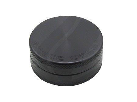 SPACE CASE Grinder Magnetic 2 Pc. Small Titanium