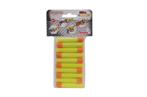 X-Power Refill Pack with 20 Darts by ToyMarket günstig bestellen