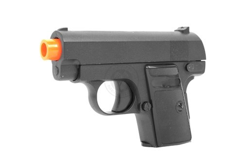 Full Metal Mini .25 Spring Airsoft Gun Pistol