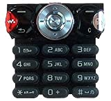 Sony Ericsson W810i Keypad Keyboard black