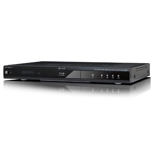 HDI BD Prime 3.0 Platine Blu-Ray + Disque dur 2.5  500Gb