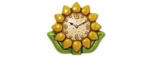 Thun orologio da parete girasole for Orologi da parete thun