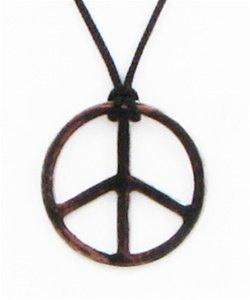 Peace Necklace - 1
