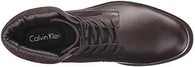 Calvin Klein Men's Gable Leather Boot