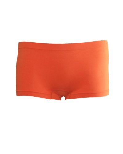 orange-hot-pants-seamless-65-inches-short-pants