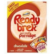 Weetabix Ready Brek Chocolate 500G